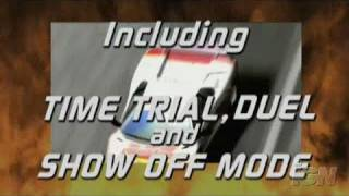 Race Driver 2006 Sony PSP Trailer - Trans World Cup Mode
