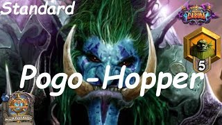 Hearthstone: Pogo-Hopper Rogue #4: Boomsday (Projeto Cabum) - Standard Constructed