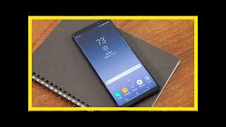 Breaking News | Galaxy Note 9