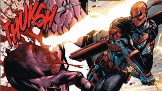 Deathstroke #7 God Killer Part 1 Review