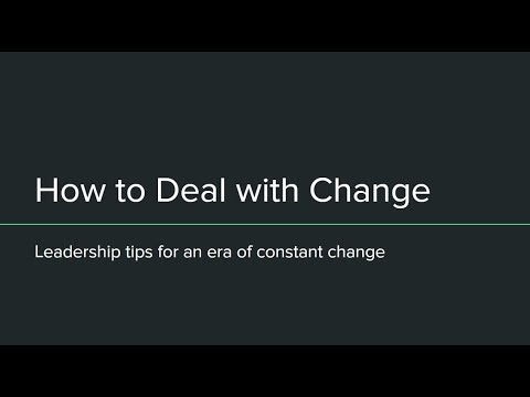 TinyTalk 3 - How to Deal with Change