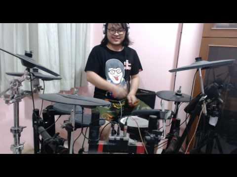 แป๚ะ-syndrome---แค่โสด-soloist-drum-cover