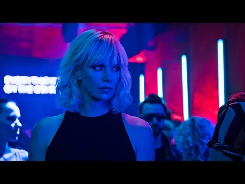 Atomic Blonde ALL MOVIE S  RED BAND S  Charlize Theron & Sofia Boutella