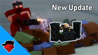 Trying out the NEW Update (DJ and More!) | Tower Battles [ROBLOX]