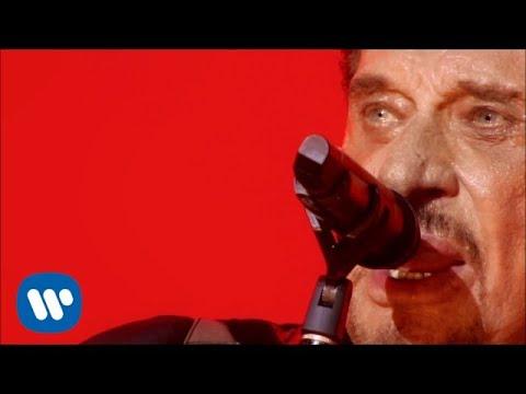 """Johnny Hallyday - Rester Vivant Tour: Extrait """"Que je t'aime"""""""