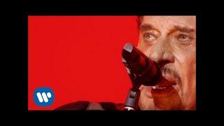 """Johnny Hallyday - Rester Vivant Tour: Extrait """"Que je t"""