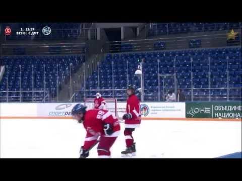 Хоккей собирает друзей 2002 г. р. Витязь - Дмитров
