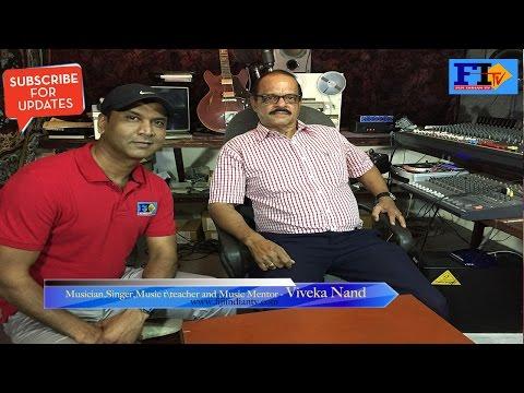 Fiji Indian TV- Viveka Nand on Sangeet Darpan Part 1