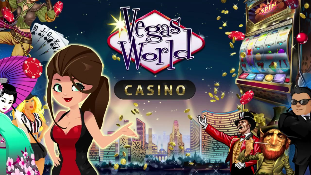 Las Vegas World Free Games