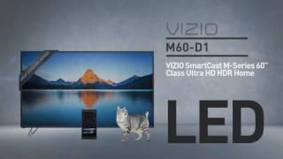"""All-New 2016 VIZIO M60-D1 SmartCast™ M-Series 60"""" Class Ultra HD HDR // Full Specs Review  #VIZIO"""