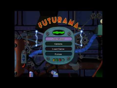 ♪  The Futurama Theme Game  The Lost Adventure