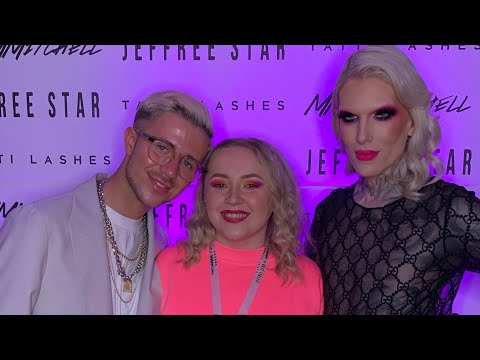 MEETING JEFFREE STAR AND MMMITCHELL | a dream come true thumbnail