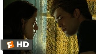 Twilight (8/11) Movie CLIP - I Can Never Lose Control With You (2008) HD