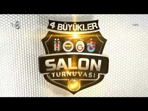 Full Maç | 4 Büyükler Salon Turnuvası | Galatasaray 9 - Fenerbahçe 5 | (08.01.2016)