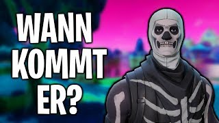 IS THE SKELETON SKIN COMING BACK? | All the information about the Fortnite Halloween Skins!
