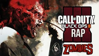 COD BLACK OPS 3 ZOMBIES EPIC RAP | KRONNO ZOMBER ft. Cryptic Wisdom | ( Videoclip Oficial )