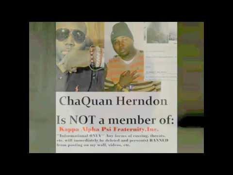 ChaQuan Herndon Kappa Perp Apology