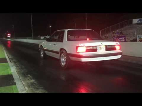 1987 Mustang 5.0 Coupe Nitrous Track Trip Budget Fox Body Drag Car