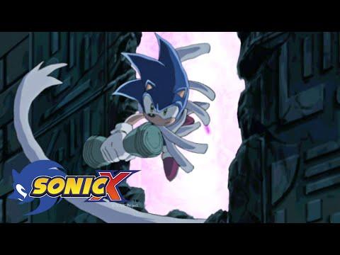SONIC X Ep19  Sonic's Scream Test