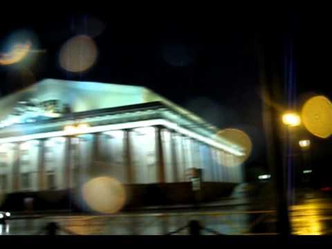 St. Petersburg. The Spit of Vasilevsky Island