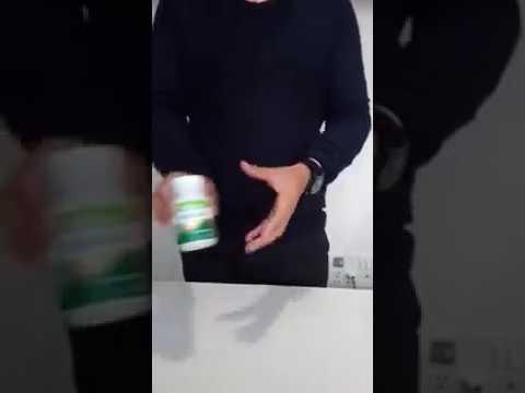 Galway spirulina