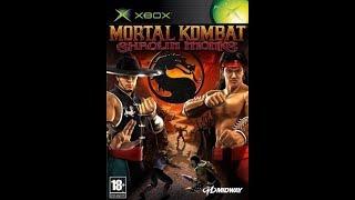 Xbox: Mortal Kombat - Shaolin Monks (HD / 60fps) (Kung Lao + Scorpion)