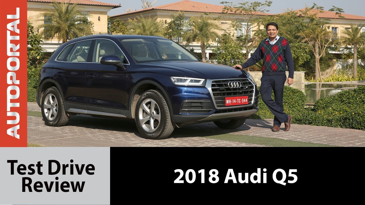 2018 Audi Q5 Test Drive Review – Autoportal
