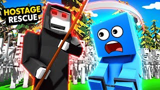 NEW Rescue The Hostage From SCARY REAPER ARMY (Ancient Warfare 3 Funny Gameplay)