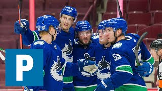 Bo Horvat and J.T. Miller on Vancouver Canucks 6-5 win over Montreal Canadiens   The Province