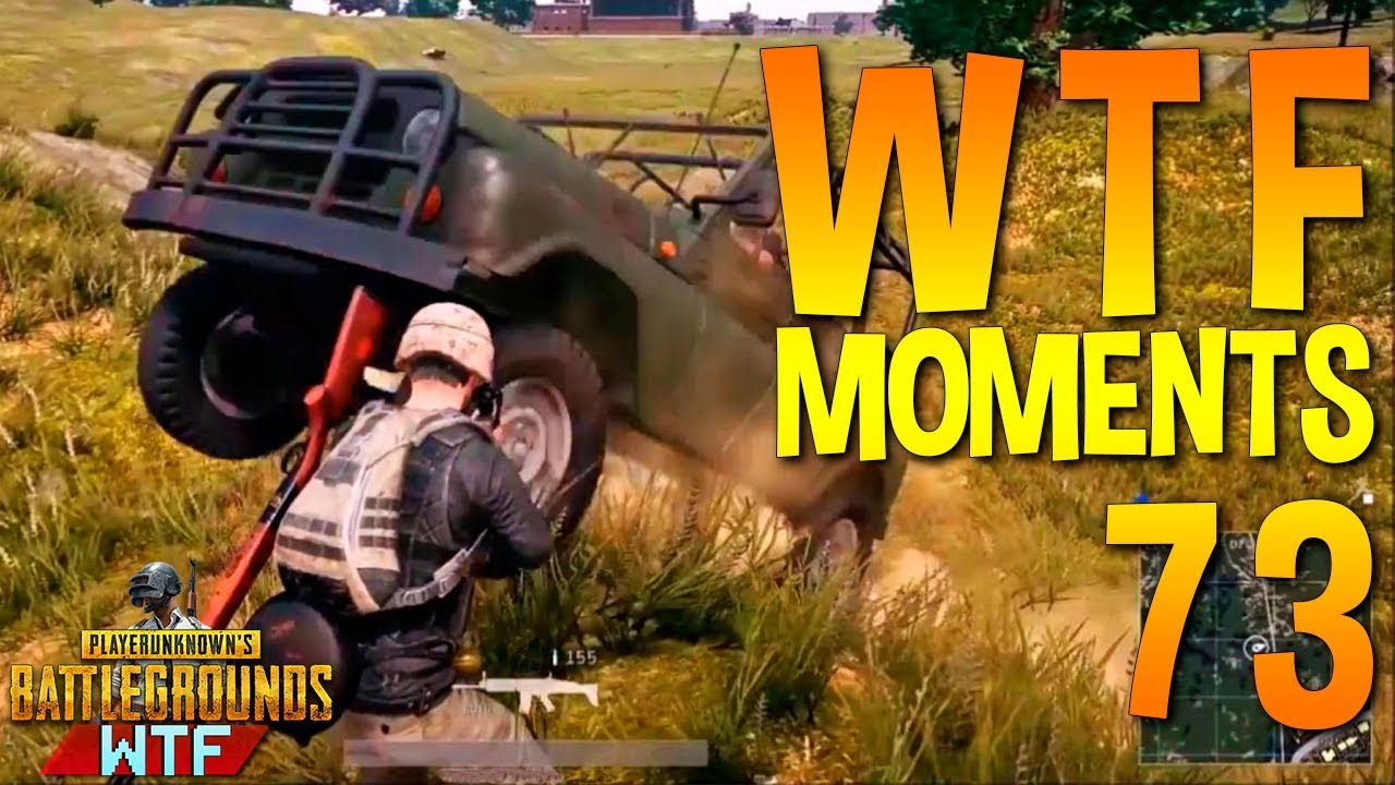 PUBG WTF Funny Moments Highlights Ep 73 (playerunknown's battlegrounds Plays)