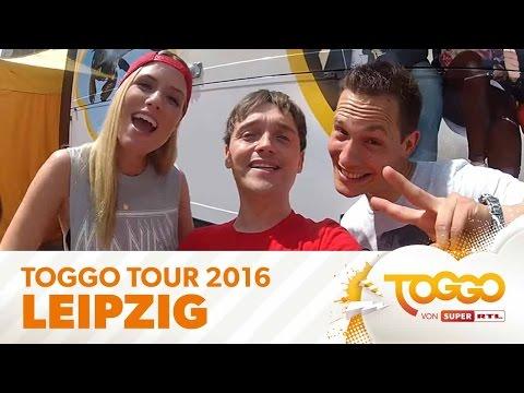 TOGGO Tour 2016 – Paddy's Videos – Folge 01 – Leipzig