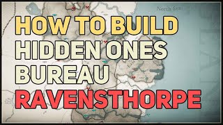 How To Build Hidden Ones Bureau Assassin's Creed Valhalla