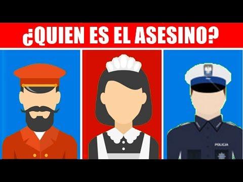 ¿QUIEN ES EL ASESINO? ACERTIJOS CRIMINALES | FoolBox TV | Juegos Mentales difíciles de responder