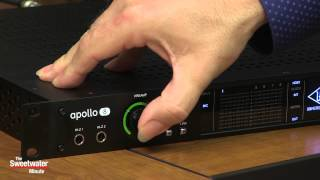 Download Universal Audio Apollo 8 Thunderbolt Interface Review by Sweetwater Sound MP3 song and Music Video