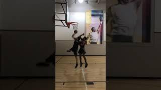 Basketball vines