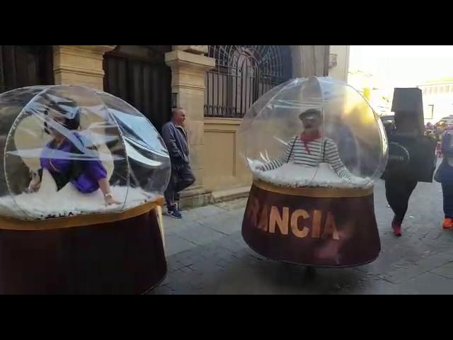 Desfile de Carnaval en Ciudad Rodrigo