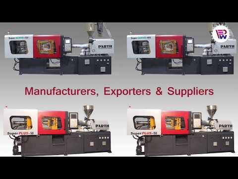 Injection Moulding Machine Manufacturers _PARTH ENGINEERING WORKS