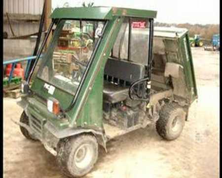 kawasaki mule diesel 4x4 for sale - youtube