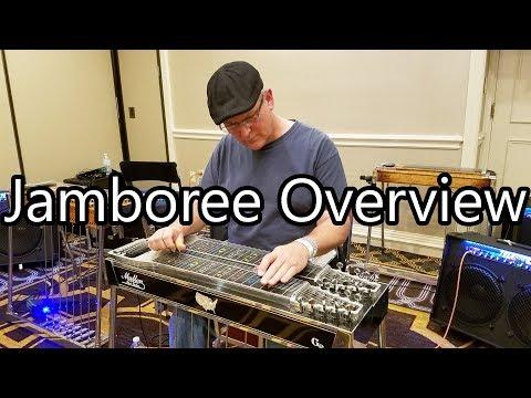Texas Steel Guitar Jamboree 2018 Overview