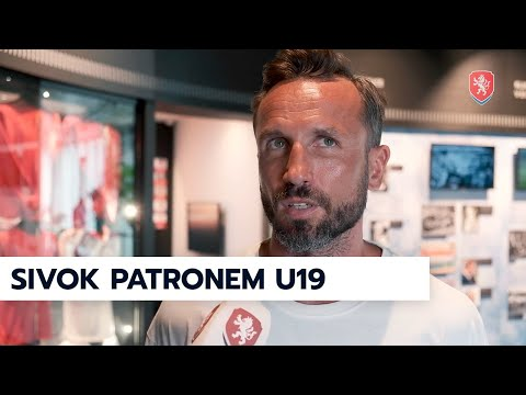 Tomáš Sivok je novým patronem reprezentace U19
