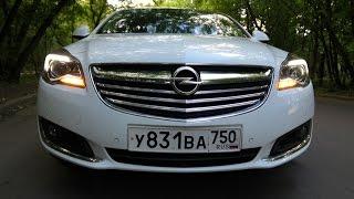 Мнение Владельца: обзор чипованной Opel Insignia Sedan CDTI CHIP 203 HP
