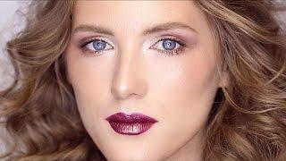 Glamorous Look For Pale Skin |  Ali Andreea