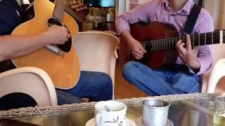 La Isla Bonita hòa tấu guitar ngẫu hứng