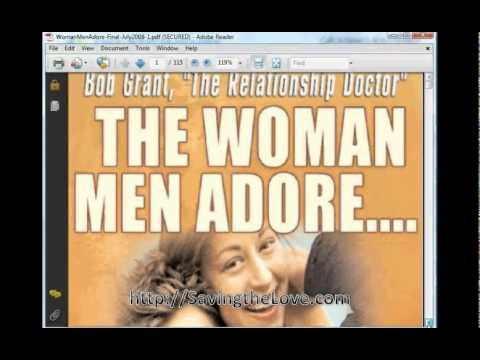 Bob Grant - The Woman Men Adore and Never Want to Leave