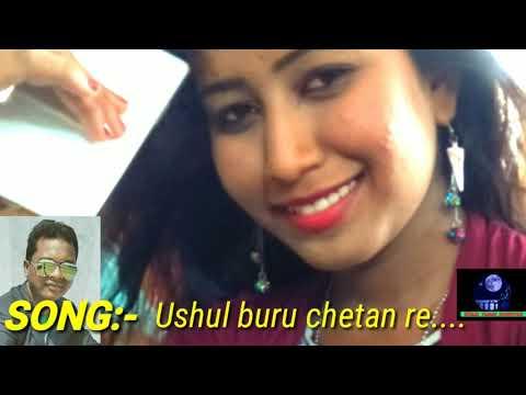 Ushul Buru Chetan Re....New Santali Album Song  2018 Inj Ma Guti Kola