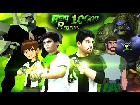 Ben 10000 Returns Fan Made Live Action Move Youtube