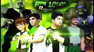 Ben 10 Real-Life-Film: Ben 10000 Zurück - Live-Action-Move