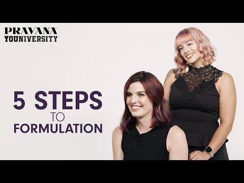 PRAVANA YOUniversity | Course 3: 5 Steps To Formulation