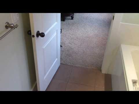 How to stop a door from swinging open