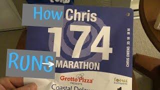 How Chris: Runs a Marathon